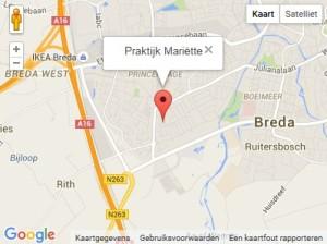 Contact-locatie
